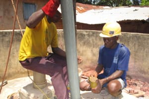 The Water Project: Kitonki Community -  Packing