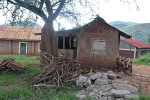 The Water Project: Kyanzasu Primary School -  Kitchen