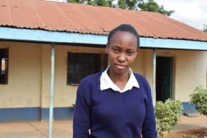 The Water Project: Kyanzasu Secondary School -  Faith Mutuku