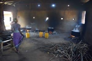 The Water Project: Kwa Kaleli Primary School -  Kitchen
