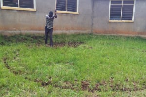 The Water Project: Mumias Central Primary School -  Tank Construction