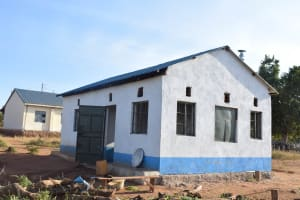 The Water Project: Kithaasyu Secondary School -  Kitchen