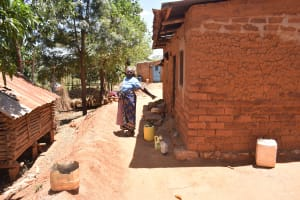 The Water Project: Kyumbe Community A -  Kailu Household