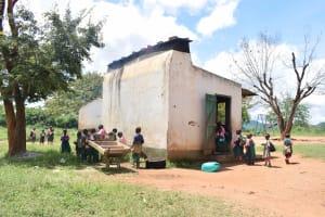 The Water Project: Waita Primary School -  Kitchen