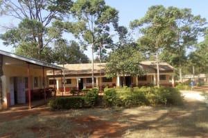 The Water Project: Lureko Girls Secondary School -  Classrooms