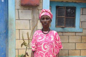 The Water Project: Kithumba Community A -  Magret Kavinya