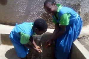 The Water Project: Musunji Primary School -  Clean Water