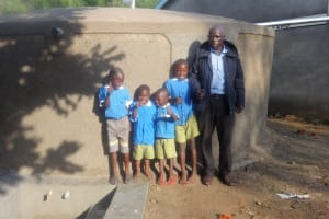 The Water Project: Malaha Primary School -  Clean Water