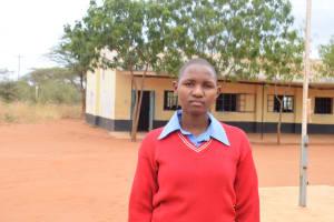The Water Project: Ikaasu Secondary School -  Caroline Mbula