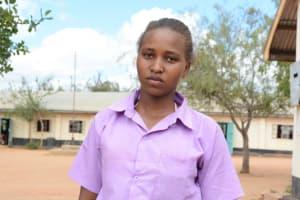 The Water Project: Matheani Secondary School -  Nancy Wangari