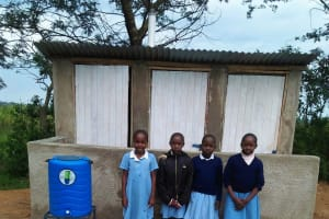 The Water Project: Mumias Central Primary School -  Hand Washing Station