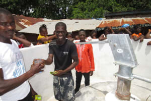 The Water Project: Kitonki Community -  Clean Water Celebration