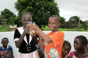 The Water Project: New London, 9 Jalloh Street -  Clean Water