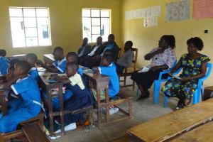 The Water Project: Malaha Primary School -  Training