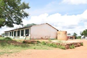 The Water Project: Waita Primary School -  School Grounds