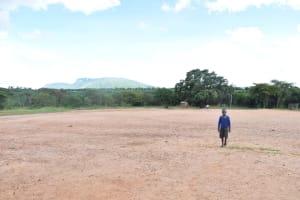 The Water Project: Kyanzasu Primary School -  School Grounds