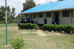 The Water Project: Matete Girls High School -  Classrooms