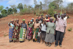 The Water Project: Kyumbe Community A -  Community Members