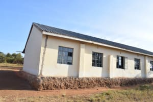 The Water Project: Kithaasyu Secondary School -  School Grounds