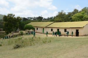 The Water Project: Ilinge Primary School -  School Grounds