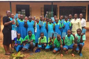 The Water Project: Musunji Primary School -  Training