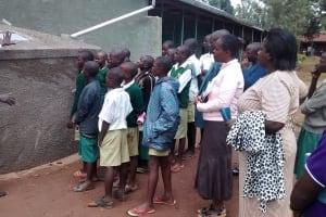 The Water Project: Esibuye Primary School -  Training