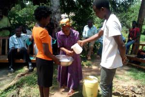 The Water Project: Handidi Community, Kadasia Spring -  Training