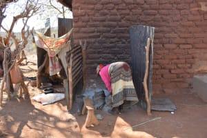 The Water Project: Katuluni Community -  Kitchen
