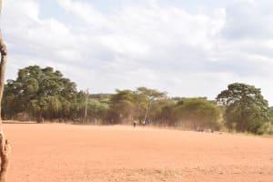 The Water Project: Kyanzasu Secondary School -  School Field