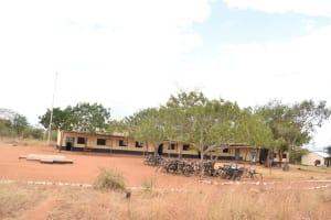 The Water Project: Ikaasu Secondary School -  School Grounds