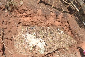 The Water Project: Kithumba Community A -  Garbage Pit