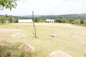 The Water Project: Ilinge Primary School -  Playing Field