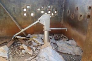 The Water Project: Lureko Girls Secondary School -  Dry Well
