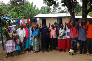 The Water Project: Shitungu Community B, Charles Amala Spring -  Training