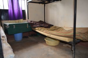 The Water Project: Matheani Secondary School -  Boys Dormitory