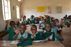 The Water Project: Ilinge Primary School -  Students