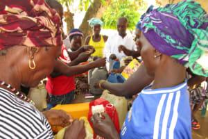 The Water Project: Kitonki Community -  Training