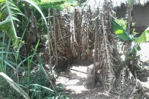 The Water Project: Rubani-Kyawalayi Community -  Latrine