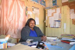 The Water Project: Waita Primary School -  Agnes Vundi