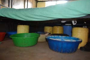 The Water Project: Matheani Secondary School -  Girls Dormitory