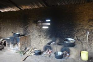 The Water Project: Matete Girls High School -  School Kitchen