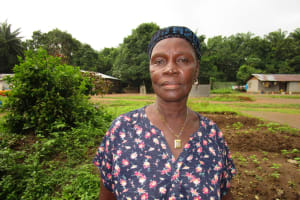 The Water Project: Conakry Dee Community A -  Interview Yeabu Kanu