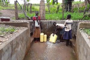 The Water Project: Rwempisi-Zakayo Community -