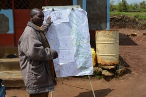 The Water Project: Kasioni Community -  Training