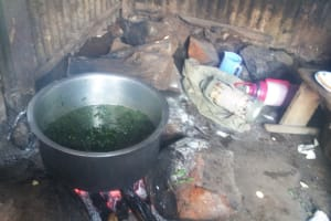 The Water Project: Shibale Primary School -  Kitchen