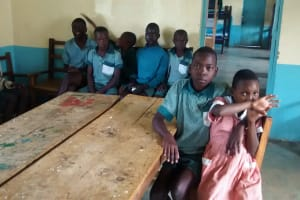 The Water Project: Ebusiratsi Special Primary School -  Dining Hall