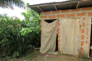 The Water Project: Benke Community, Waysaya Road -  Latrines