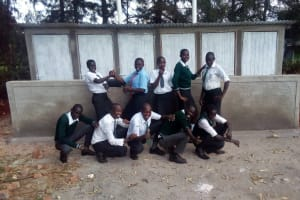 The Water Project: Tulon Secondary School -  Latrines