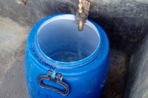 The Water Project: Matete Girls High School -  Clean Water
