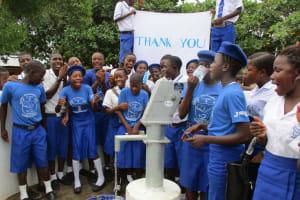 The Water Project: Kulufai Rashideen Secondary School -  Thank You